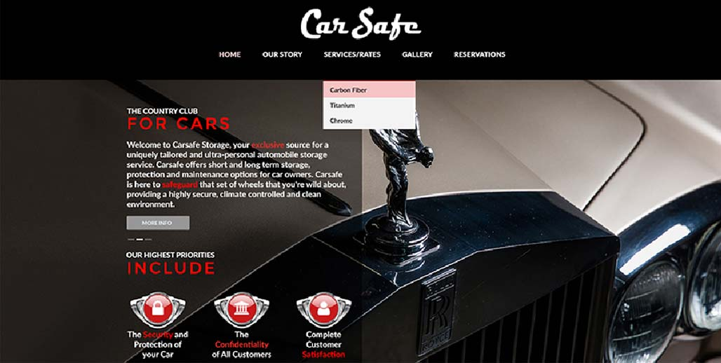 car-safe-storage - iGreen Marketing
