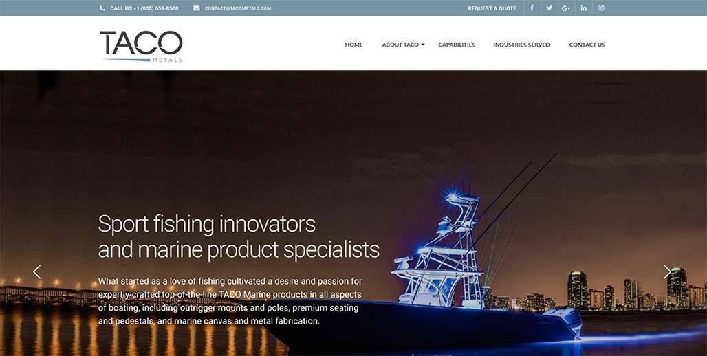 taco-metals - iGreen Marketing